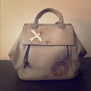 Tory Burch Dove Peace Handbag